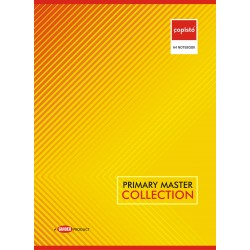 Copisto A4 Student Notebook 29.7x21cm Double Line 108 Pages