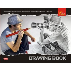 Elite+ Drawing Notebook 29.7x21cm 28 Pages