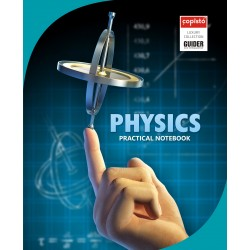 Copisto Hard Bound Practical Notebook 21x27cm Physics 112 Pages