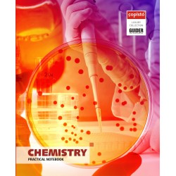 Copisto Hard Bound Practical Notebook 21x27cm Chemistry 144 Pages