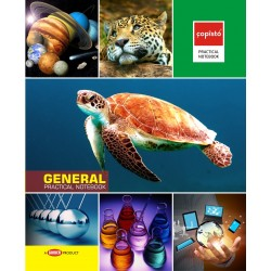 Copisto Practical Notebook 21x27cm General 96 Pages
