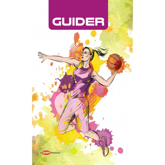 Guider 19×31 Soft Bound-Unruled 112 Pages
