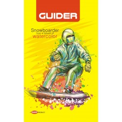 Guider 19×31 Soft Bound-Ruled 156 Pages
